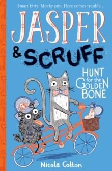 Image for Hunt for the golden bone
