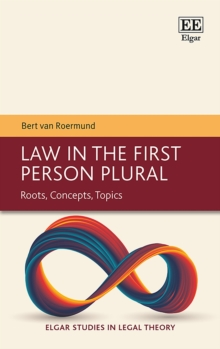 Image for Law in the First Person Plural : Roots, Concepts, Topics