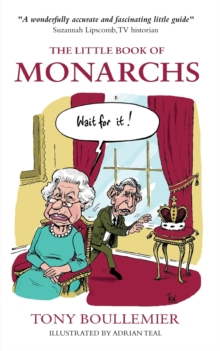 Image for The little book of monarchs  : English history with a smile on its face