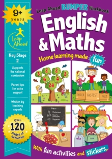 Image for Leap Ahead Bumper Workbook: English and Maths 9+