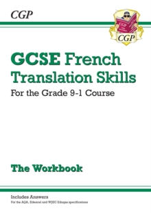 Image for Grade 9-1 GCSE French Translation Skills Workbook (includes Answers)