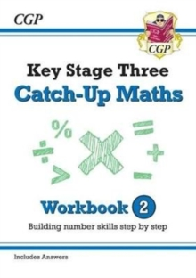 Image for New KS3 Maths Catch-Up Workbook 2 (with Answers)