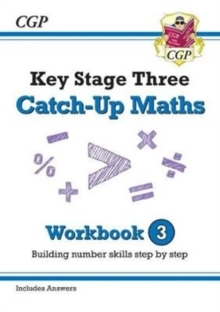 Image for New KS3 Maths Catch-Up Workbook 3 (with Answers)