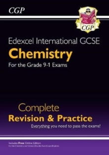 Image for Grade 9-1 Edexcel International GCSE Chemistry: Complete Revision & Practice with Online Edition