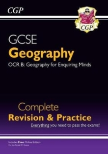 Image for New Grade 9-1 GCSE Geography OCR B Complete Revision & Practice (with Online Edition)