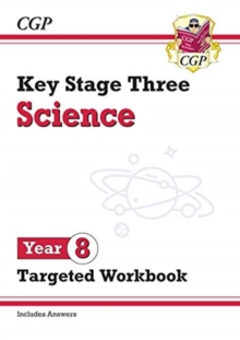 Image for KS3 Science Year 8 Targeted Workbook (with answers)