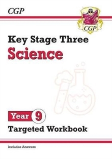 Image for New KS3 Science Year 9 Targeted Workbook (with answers)