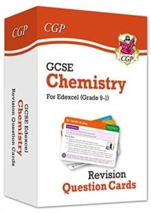 Image for 9-1 GCSE Chemistry Edexcel Revision Question Cards