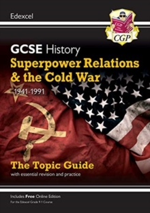 Image for Superpower relations and the Cold War, 1941-91  : the topic guide