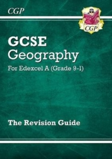 Image for Grade 9-1 GCSE Geography Edexcel A - Revision Guide