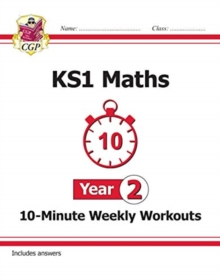 Image for KS1 Maths 10-Minute Weekly Workouts - Year 2