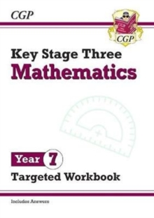 Image for KS3 Maths Year 7 Targeted Workbook (with answers)