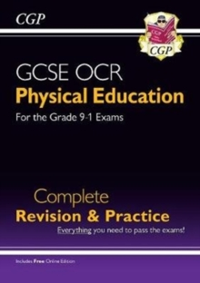 Image for GCSE physical education  : OCR complete revision and practice
