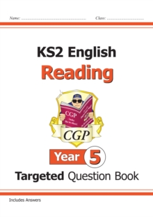 Image for New KS2 English Targeted Question Book: Reading - Year 5