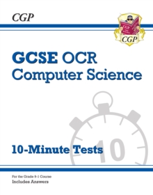 Image for GCSE OCR computer science  : 10-minute tests