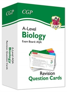 Image for New A-Level Biology AQA Revision Question Cards