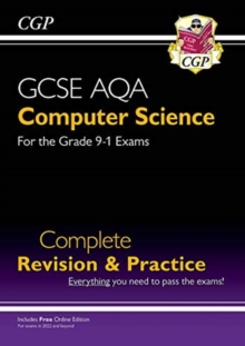 Image for GCSE computer science AQA complete revision & practice  : for exams in 2022 and beyond