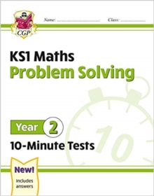 Image for New KS1 Maths 10-Minute Tests: Problem Solving - Year 2