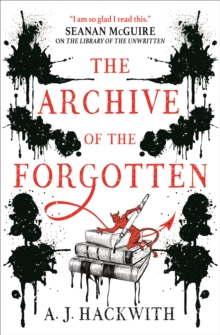 Image for The archive of the forgotten