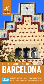Pocket Rough Guide Barcelona (Travel Guide with Free eBook)