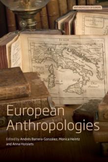 Image for European anthropologies