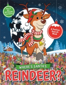 Image for Where's Santa's reindeer?
