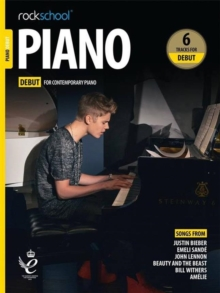 Image for Rockschool Piano Debut (2019)