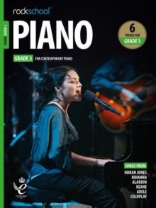 Image for Rockschool Piano Grade 3 - (2019)