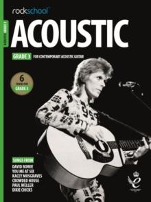 Image for Rockschool Acoustic Guitar Grade 3 - (2019)
