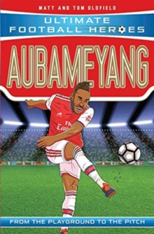 Image for Aubameyang  : from the playground to the pitch