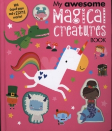 Image for My awesome magical creatures book
