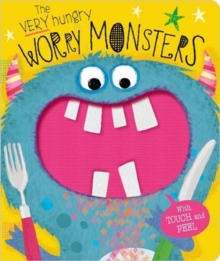 Image for The very hungry worry monsters