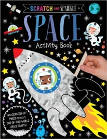 Image for Scratch and Sparkle Space Activity Book