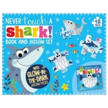 Image for Never Touch A Shark Book and Jigsaw Boxset