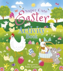 Image for Super-Cute Easter Activity Book