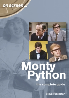 Image for Monty Python  : the complete guide