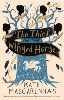 Image for The thief on the winged horse