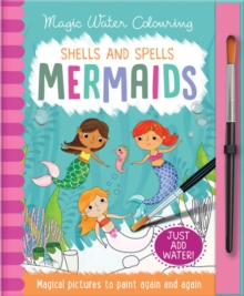 Image for Shells and Spells - Mermaids, Mess Free Activity Book