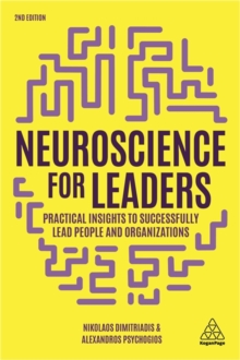 Image for Neuroscience for leaders  : a brain adaptive leadership approach