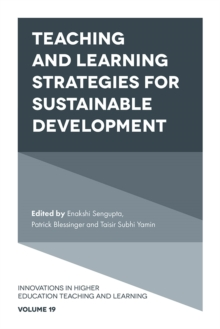 Image for Teaching and Learning Strategies for Sustainable Development