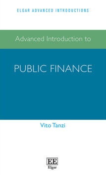 Image for Advanced Introduction to Public Finance