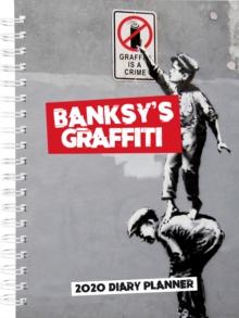 Image for Banksy'S Graffiti 2020 15cm x 21cm Diary Planner