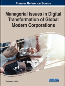 Image for Managerial Issues in Digital Transformation of Global Modern Corporations