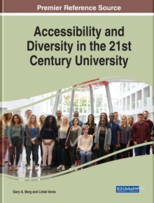 Image for Accessibility and diversity in the 21st century university