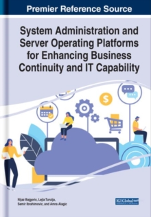 Image for System administration and server operating platforms for enhancing business continuity and IT capability