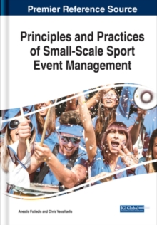 Image for Principles and practices of small-scale sport event management
