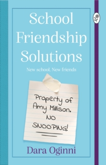 Image for School friendship solutions