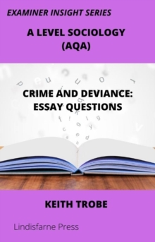 Image for Crime and Deviance: Essays