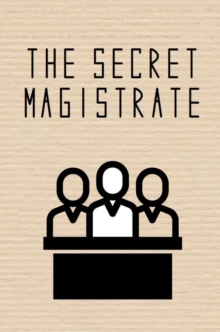 Image for The Secret Magistrate