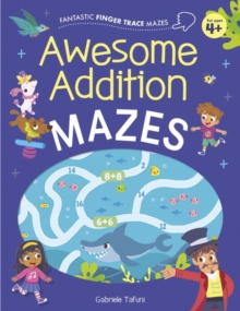 Image for Awesome addition mazes